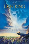 The Lion King (in 3D) Movie Poster