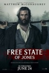 Free State of Jones dvd release date