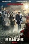 The Lone Ranger Movie Poster