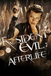 Resident Evil 4: Afterlife Movie Poster