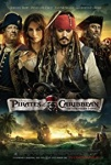 Pirates of the Caribbean 4: On Stranger Tides Movie Poster