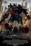 Transformers 3: Dark of the Moon Movie Poster