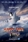 Happy Feet 2 Movie Poster