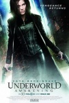 Underworld 4: Awakening Movie Poster