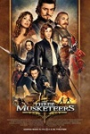 The Three Musketeerse Movie Poster