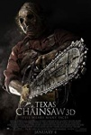 Texas Chainsaw (2012) Poster