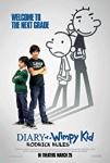 Diary of a Wimpy Kid 2: Rodrick Rules Movie Poster
