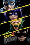 Kick-Ass 2 Movie Poster