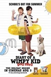 Diary of a Wimpy Kid 3: Dog Days (2012) Poster