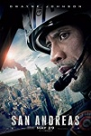 San Andreas dvd release date