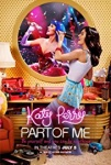 Katy Perry: Part of Me (2012) Poster