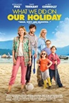 What We Did on Our Holiday dvd release date