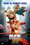 Alvin and the Chipmunks: The Road Chip dvd release date