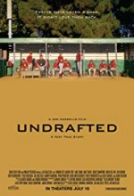 Undrafted dvd release date