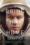The Martian dvd release date
