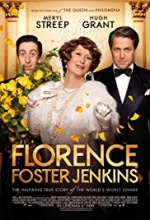 Florence Foster Jenkins dvd release date