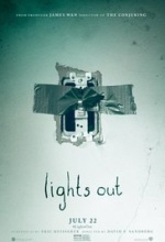 Lights Out dvd release date