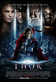 Thor (2011) Poster
