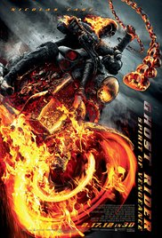 Ghost Rider 2: Spirit of Vengeance Movie Poster