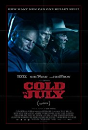 Cold in July (2014) Poster