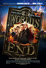 The World's End (2013) Poster