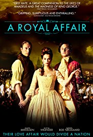 A Royal Affair (2012) Poster
