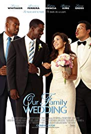Our Family Wedding (2010) Poster