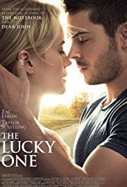 The Lucky One (2012) Poster