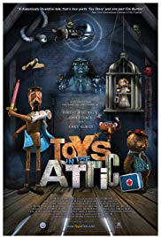Toys in the Attic (2009) Poster
