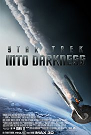 Star Trek 2: Into Darkness (2013) Poster