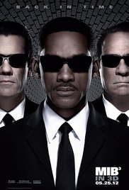 Men In Black 3 (MIB3) Movie Poster