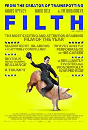 Filth (2014) Poster