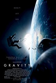 Gravity (2013) Poster