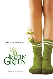The Odd Life of Timothy Green (2012) Poster