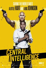 Central Intelligence dvd release date