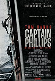 Captain Phillips (2013) Poster