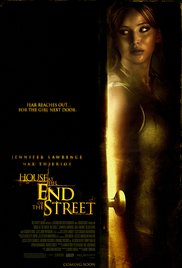 House at the End of The Street (2012) Poster