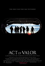 Act of Valor (2012) Poster