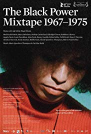 The Black Power Mixtape 1967-1975 Movie Poster