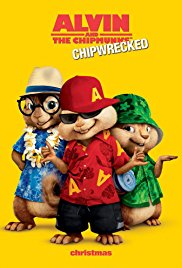 Alvin and the Chipmunks 3: Chipwrecked (2011) Poster