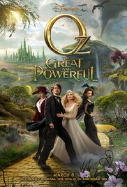 Book2Movie: Oz the Great and Powerful