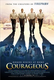 Courageous (2011) Poster