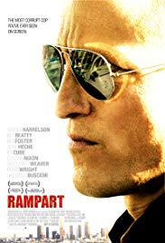 Rampart (2011) Poster
