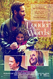 Louder Than Words (2014) Poster