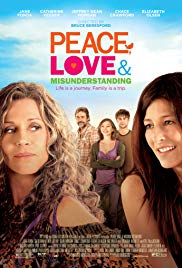 Peace, Love and Misunderstanding (2011) Poster