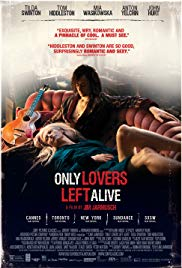 Only Lovers Left Alive (2014) Poster