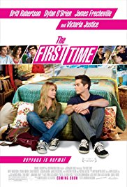 The First Time dvd release date