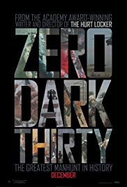 Zero Dark Thirty (2012) Poster