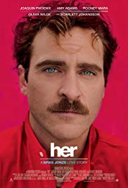 Her (2013) Poster