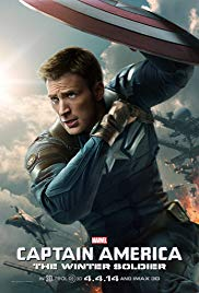 Captain America 2: The Winter Soldier (2014) Poster